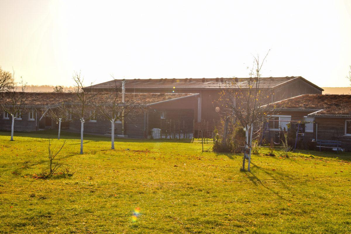 Schulbauernhof 5a I Januar